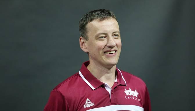 Par jauno Latvijas basketbola izlases galveno treneri kļuvis Vecvagars