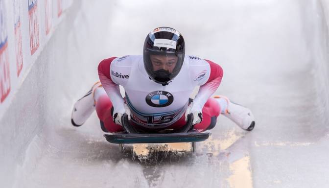 Skeletonists Martins Dukurs olimpisko sezonu sāk ar uzvaru