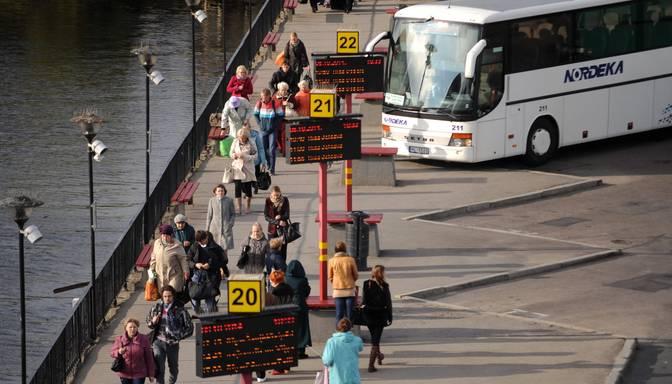 Ar Covid-19 sasirgušais braucis autobusā Rīga-Baldone-Vecumnieki un Baldone-Rīga