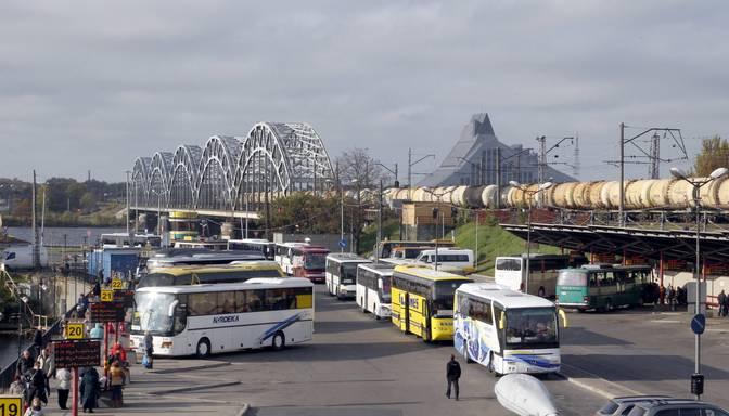 Covid-19 inficētais 15. februārī braucis ar autobusiem Ventspils-Rīga un Rīga-Ādaži-Kadaga-Garkalne