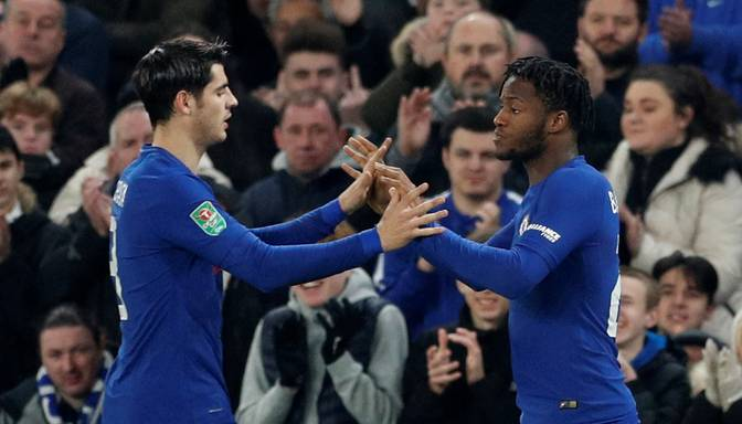 "Premjerlīgas čempioni ""Chelsea"" sestdien spēlēs ar ""Leicester City"""