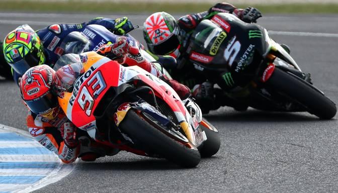 Markess, Rosi, Doviciozo – MotoGP pasaule gatava jaunās sezonas startam Katarā