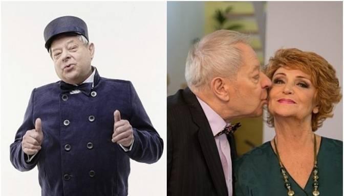 Žanis Vimba un šveicars Miervaldis. Aktierim Leonam Krivānam 80! Intervija ar jubilāru