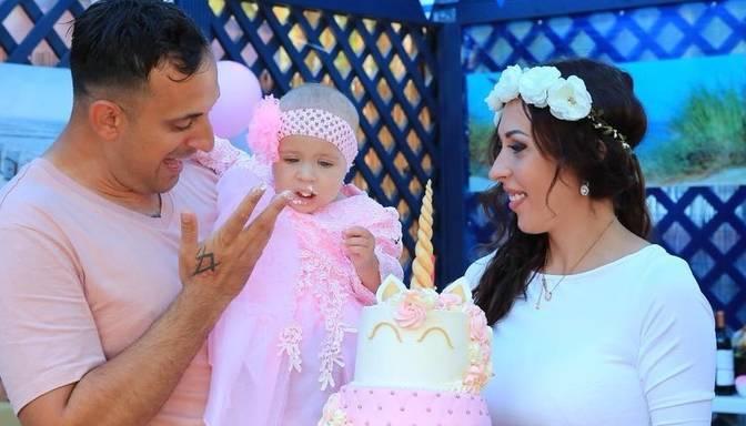 Edgara Toretto meitiņa Ebigeila nosvin gada jubileju. Edgars beidzis slēpt meitas seju!
