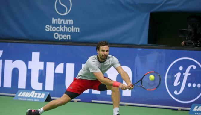 Gulbim veiksmīgais Stokholmas turnīrs ļauj krietni pietuvoties ATP ranga pirmajam simtam