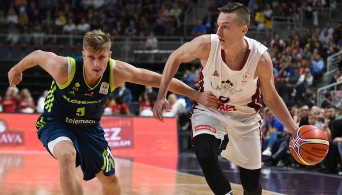 TIEŠRAIDE: FIBA PK kvalifikācija. LATVIJA – MELNKALNE