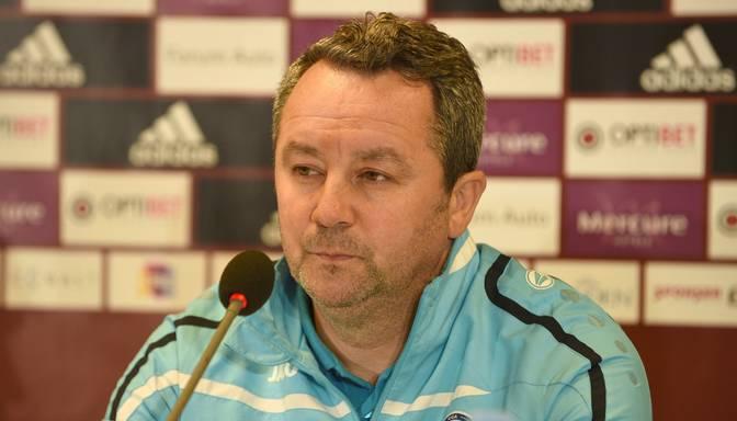 Iepazīsties: Kas ir Latvijas futbola izlases galvenais treneris Slaviša Stojanovičs?