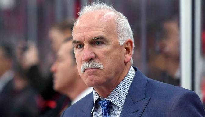 "Titulētais Kvīnvils nomaina Bouneru pie NHL kluba ""Panthers"" stūres"