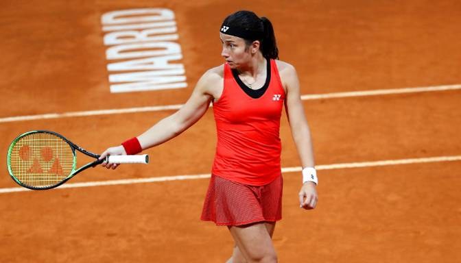 "Sevastova sasniedz Romas WTA ""Premier"" dubultspēļu otro kārtu"