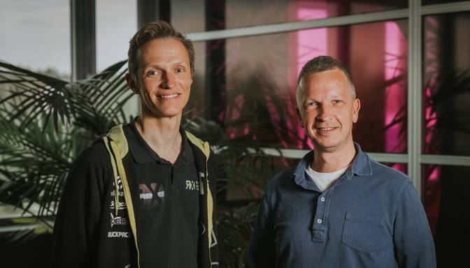 Timrots un Janševics – vesela Formula 1 ēra Latvijā