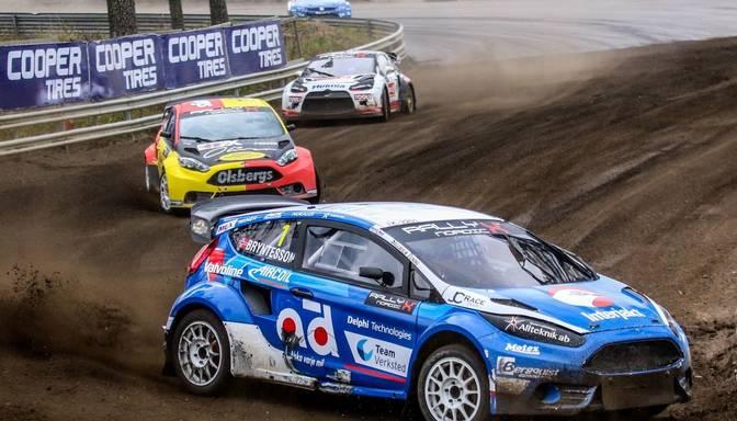 "TIEŠRAIDE: ""RallyX Nordic"" 2.posms"