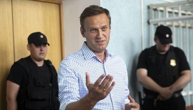 ES nosaka sankcijas Krievijas amatpersonām par Navaļnija saindēšanu