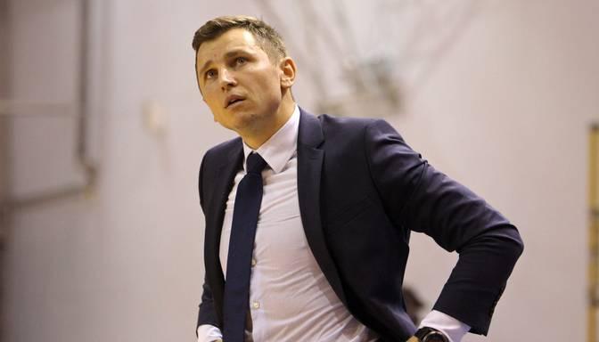 "Basketbola klubu ""Ogre"" turpmāk trenēs Nikolajs Mazurs"