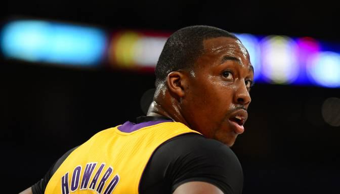 "Otrais dublis: Dvaits Hovards atgriezīsies ""Lakers"" sastāvā"