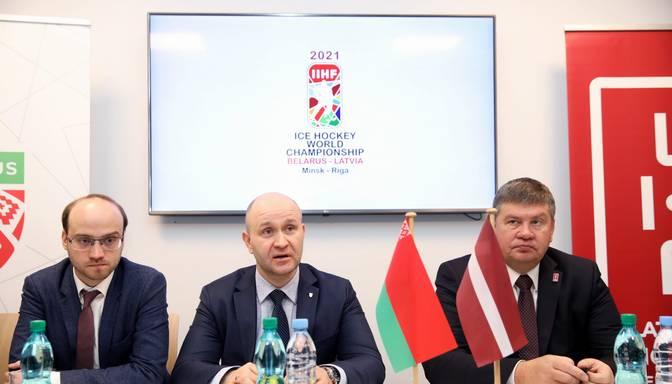 """Līdz 2021.gada PČ hokejā centīsies mazināt """"robus"""" Latvijas un Baltkrievijas robežsardzes sadarbībā"""