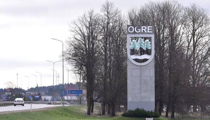 Maģistrālā ūdensvada plīsuma dēļ Ogrē pārtraukta ūdensapgāde