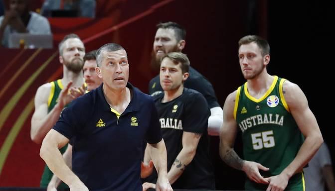 Lēmanis atstāj Austrālijas basketbola izlases galvenā trenera amatu