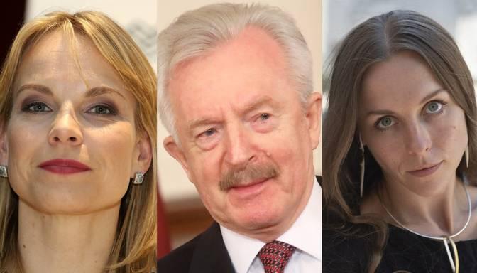 """""""Izcilības balvas kultūrā"""" saņēmusi Elīna Garanča, Anna Laudere un Imants Lancmanis"""