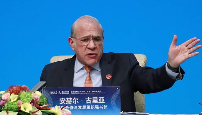 OECD ģenerālsekretārs apliecinājis gatavību Latvijai palīdzēt Ekonomisko lietu tiesas izveidē