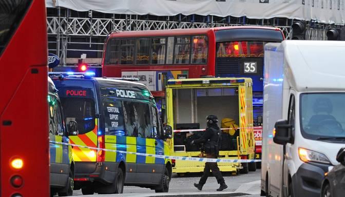 Džonsons Londonas teroraktā vaino leiboristu politiku