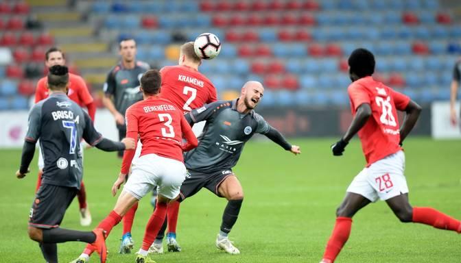 LFF apstiprina izmaiņas Latvijas vīriešu futbola klubu sacensību sistēmā