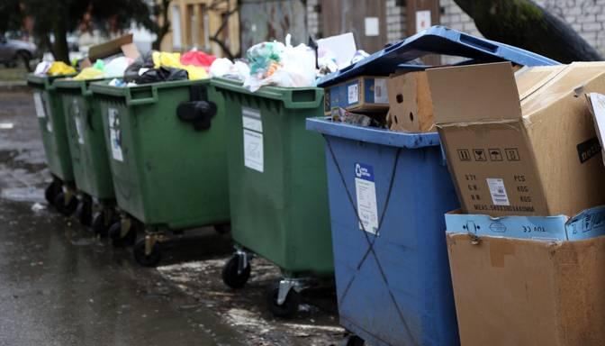 VARAM rosinās pagarināt ārkārtējo situāciju atkritumu apsaimniekošanas jomā Rīgā
