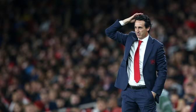 """Pēc ilgstošas """"melnās sērijas"""" """"Arsenal"""" atbrīvo galveno treneri Emeriju"""