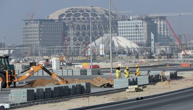 """Latvija """"Expo 2020"""" Dubaijā varētu piedalīties bez sava paviljona"""