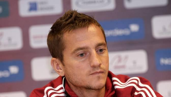 Aicina ziedot vienam no Latvijas futbola izlases bijušajiem līderiem Andrejam Rubinam