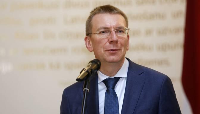 Rinkēvičs: Latvijas pastāvēšana 101 gadu parāda mūsu spēju pastāvēt un palīdzēt citiem