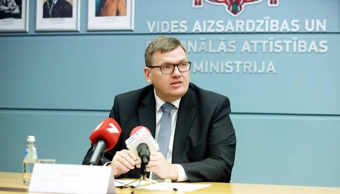 Pūce: Rīgas domei divu mēnešu laikā jāievēlē otrs vicemērs