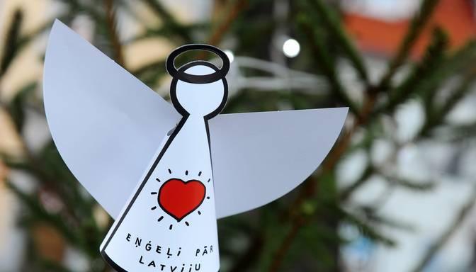 """""""Hanzas Peronā"""" decembrī gaidāma plaša bezmaksas svētku programma un""""EņģeļipārLatviju""""Labo domu pietura"""