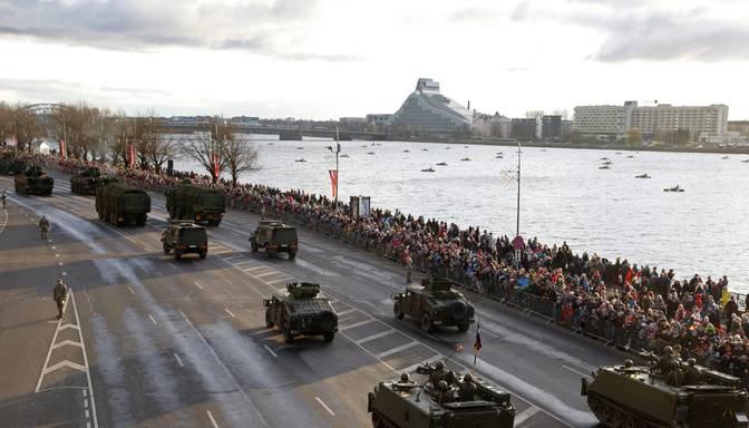 Svētku pasākumu laikā noteikti plaši satiksmes ierobežojumi Rīgas centrā