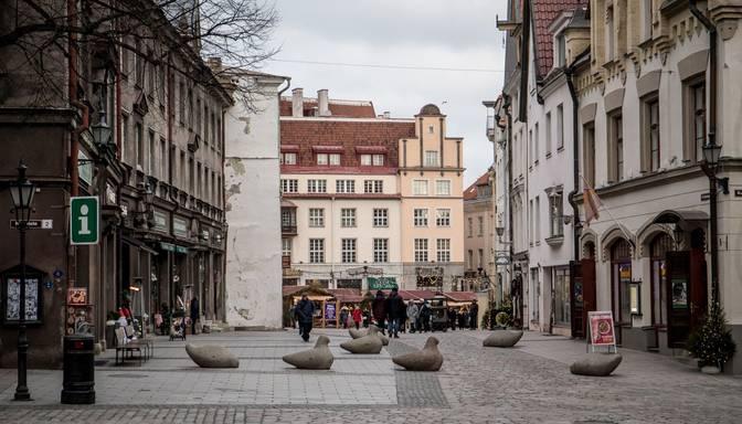 Tallinā taps Baltijā lielākā un modernākā kinopilsēta
