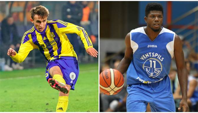 Ventspils basketbola un futbola klubi neziņā par Lemberga sankciju ietekmi