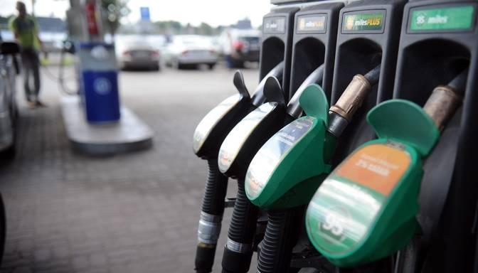 Latvijā pieaug degvielas cenas