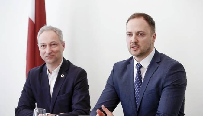Bordāns pārmet iekšlietu ministram mēģinājumus destabilizēt valdību