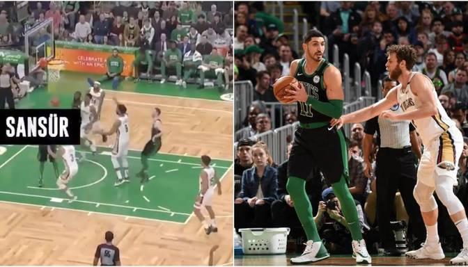"Turcijas mediji neveikli cenzē ""Celtics"" basketbolistu Kanteru"