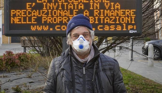 PVO: Eiropā šobrīd ar koronavīrusu inficējas vairāk cilvēku nekā martā
