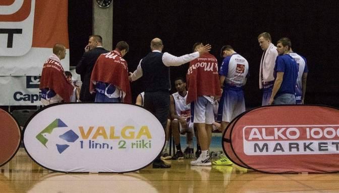 """Valga/Valka"" basketbola komanda boikotēs LIBL spēli"