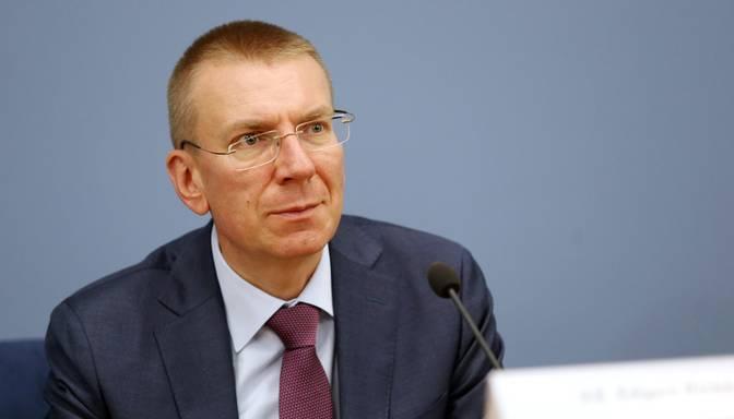Rinkēvičs: Latvijas interesēs ir demokrātijas, likuma varas un cilvēktiesību konceptā balstīta ES