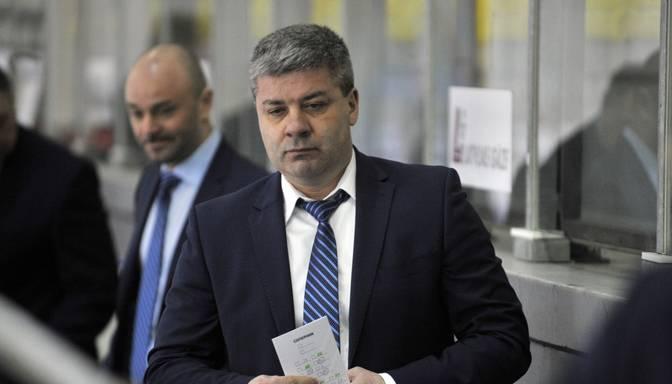"Tambijevs kļūs par KHL kluba ""Admiral"" galveno treneri"