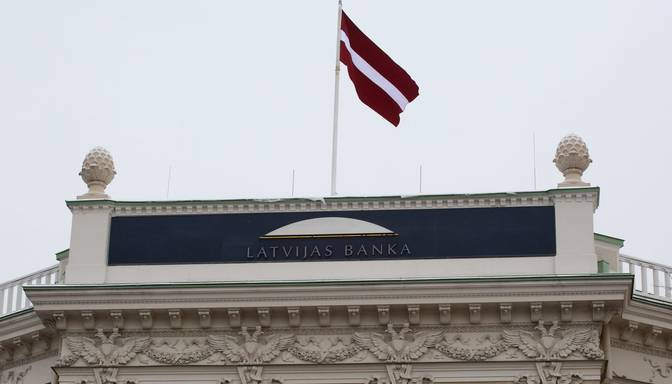 Latvijas Banka samazinājusi IKP krituma prognozi šim gadam līdz 4,7%
