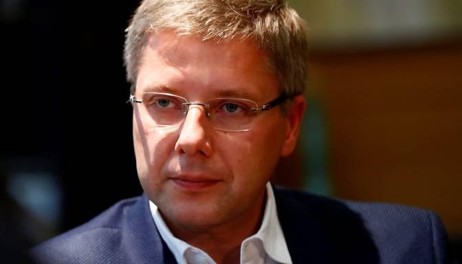 Latvijas prokuratūra lūdz EP prezidentam izskatīt jautājumu par imunitātes atcelšanu Ušakovam