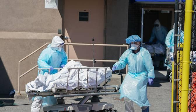 Inficēšanās gadījumu skaits ar koronavīrusu pasaulē pārsniedzis 40 mijonus