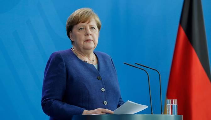 Merkele: Baltkrievijas protestētājus nedrīkst aizmirst