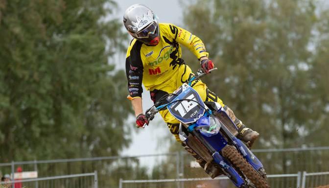 Pirmajā no trim MXGP pasaules čempionāta posmiem motokrosā Ķegumā brauks Sabulis un Karro