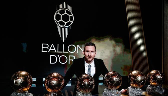 "Šogad netiks pasniegta ""Ballon d'Or"" balva"