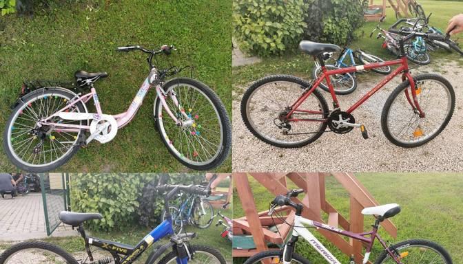 Policija atsavina 32 velosipēdus un meklē to likumīgos īpašniekus