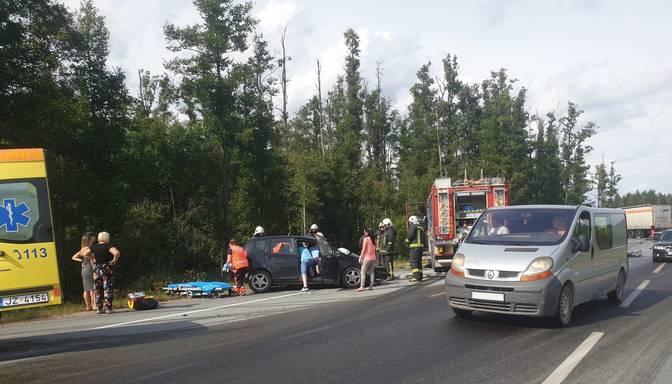 Avārijā uz Bauskas šosejas bojā gājis cilvēks